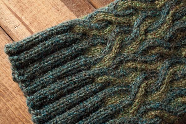 New Design & Book Giveaway Melinda VerMeer Knitwear